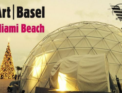 Art Basel – 50′ Dome – Art Gallery
