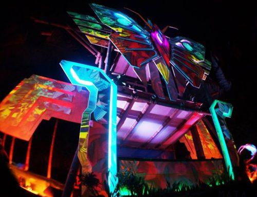 Envision Festival – LUNA Stage 2016