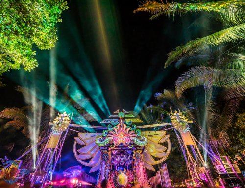Envision Festival – LUNA Stage -Various Dj Sets