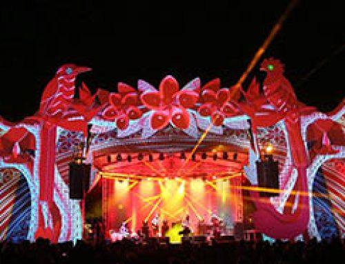 Envision Festival – Rising Appalachia – Sol Stage