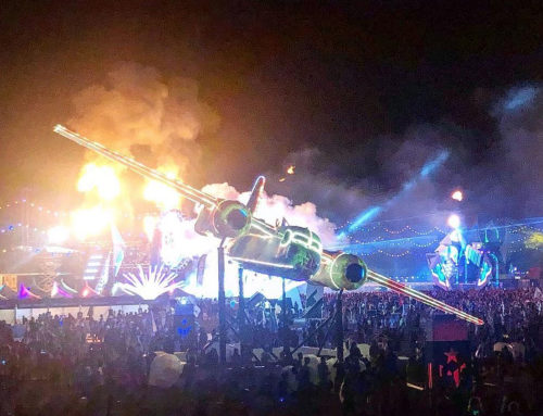 Electric Daisy Carnival – Ghost Ride